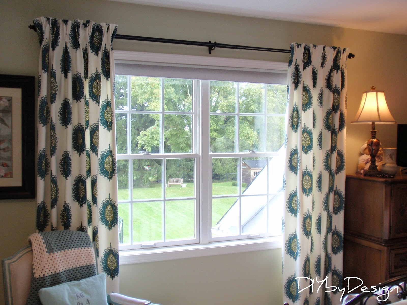 how to make lined pinch pleat drapes
