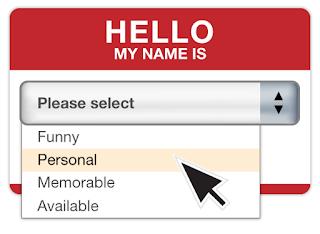 Mengisi Kolom Nama di Pendaftaran Paypal (Imput nama Paypal)