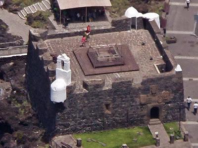 Castillo de San Miguel, Garachico (Tenerife)