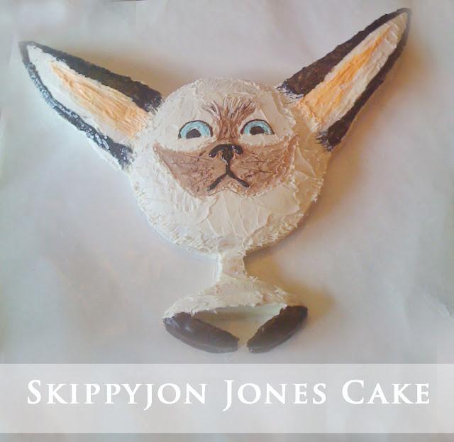 Birthday Cake Skippy
