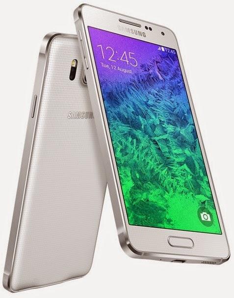 Samsung Galaxy Alpha Diperkenalkan Secara Rasmi