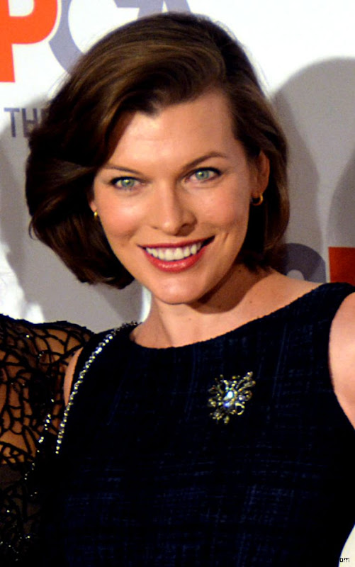 Milla Jovovich   Wikipedia the free encyclopedia