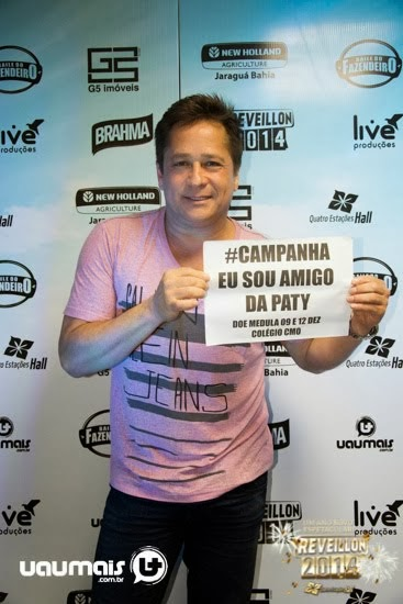 SHOW DO LEONARDO EM Luiz Eduardo Magalhães/ BA 06 12 2013