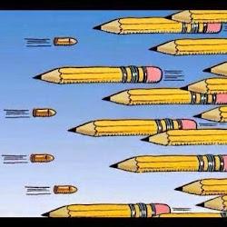Lápices contra balas