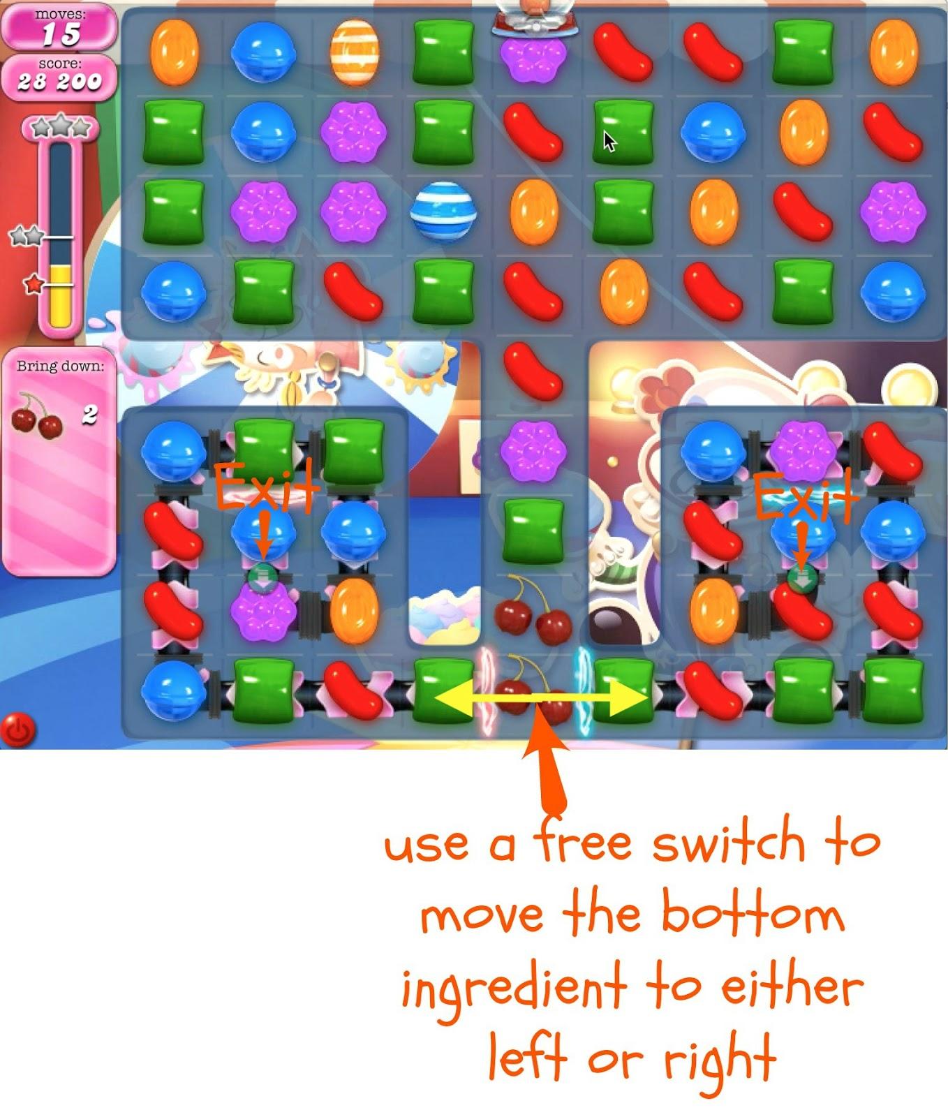Candy and crush candy crush saga level 1374 - 1600 candy crush ...