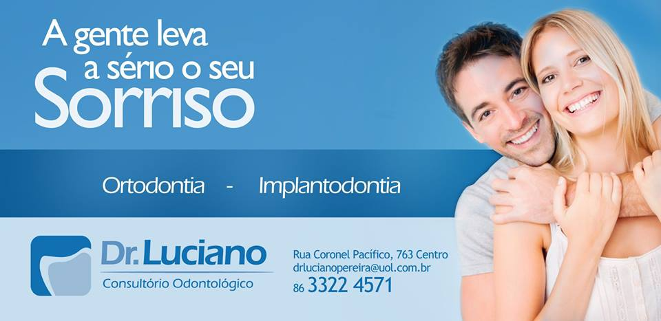 Dr. Luciano - Consultório Odontológico