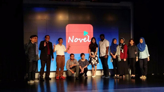 NovelPlus Reveal Its Face To The Public!