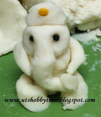 how to make your own handmade clay ganesh for vinayagar chaturthi