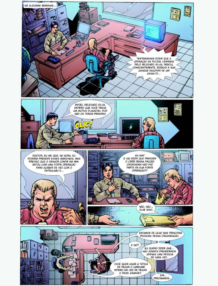 Guardião Noturno - Pagina 7
