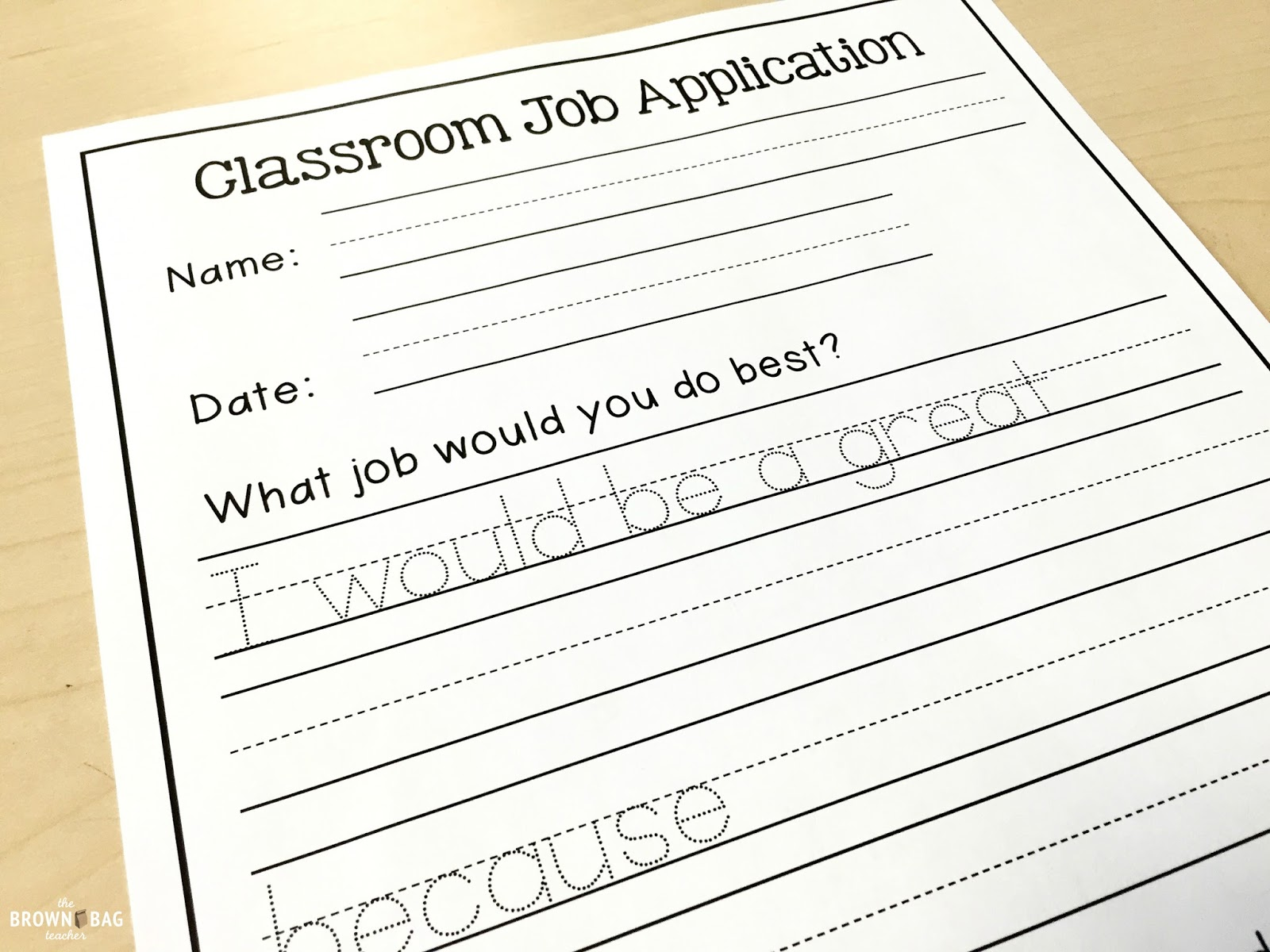 5 Tips for an Organized Classroom - The Brown Bag Teacher