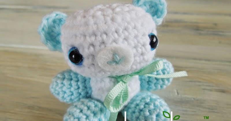 Amigurumi Stuffing Alternatives : Happy Berry Crochet: How To - Crochet Amigurumi Baby ...