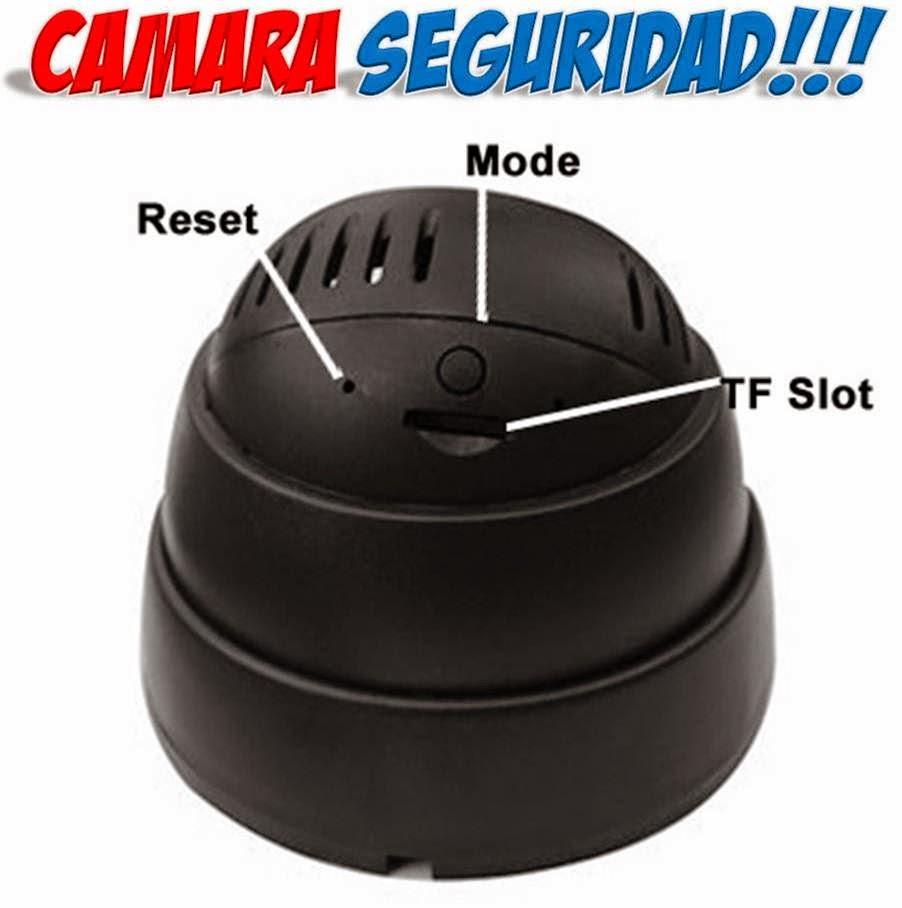 videocamaras seguridad y vigilancia