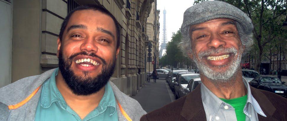 Malik with Gil