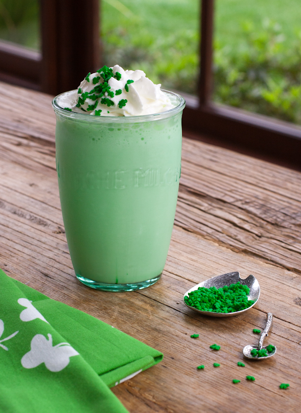 """I'm Feeling Irish"" St. Patty's Day Snacks"