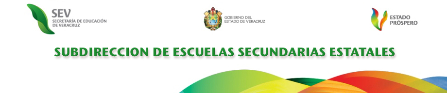SUBDIRECCIÓN DE ESCUELAS SECUNDARIAS ESTATALES VERACRUZ