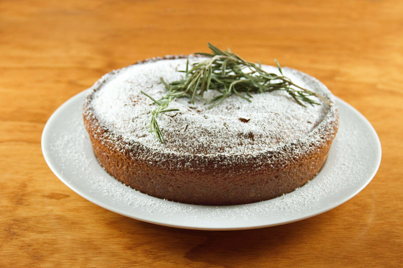 Pistachio And Olive Oil Cake Recipe