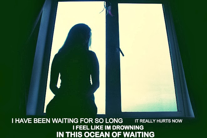 waiting girl quotes - photo #18