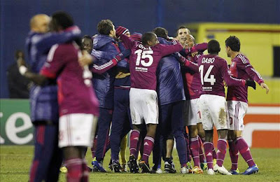 Dinamo Zagreb 1 - 7 Olympique Lyon (2)