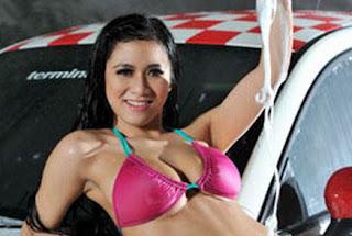 hot Model Popular Ovie Yurica BFN