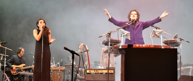 Charly Garcia en el Colon