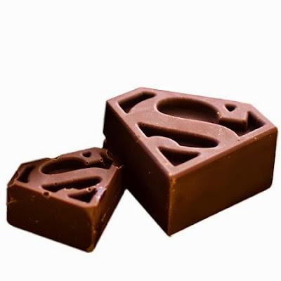 Φάε ΣΟΚΟΛΑΤΑ και γίνε Superman