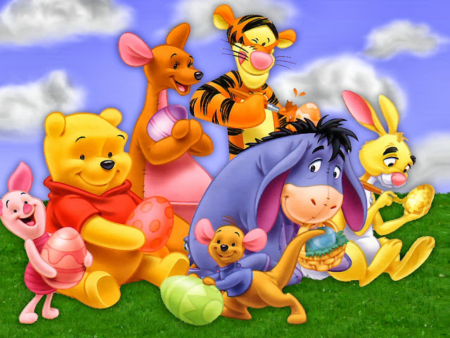 Winnie The Pooh HD Wallpapers Free Download ~ Bollywood HD ...