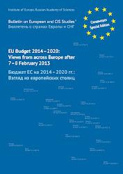 """Paulo Gorjão, """"Portugal and the EU Budget"""", pp. 35-36. (CLICAR na imagem)."""