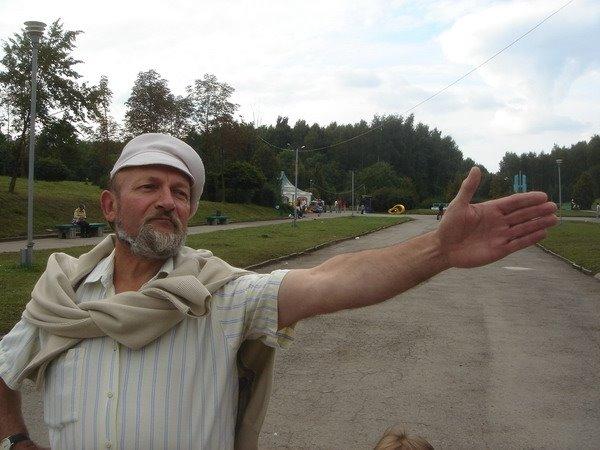 Volodymyr Lototskyy Violinist Comedian
