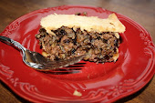 Wild Rice Meat Pie
