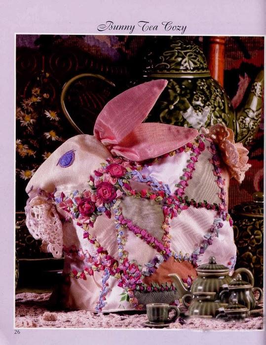 Технология вышивки лентами, крейзи-печворк | crazy patchwork
