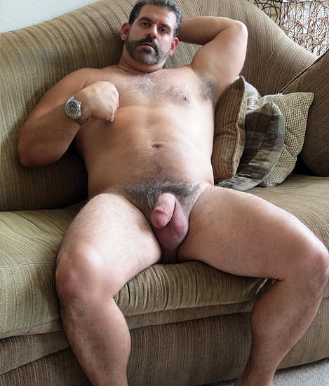 Plump Bear men naked blog