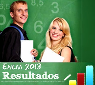 Disponível o resultado do Enem 2013