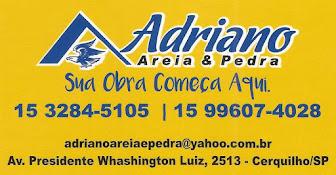 Adriano Areia e Pedra  Sua Obra Começa Aqui!