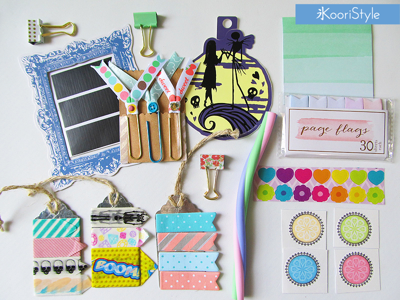 Koori KooriStyle Kawaii Cute Planner Stationery Goods Goodies Kikki Washi Deco Tape Sticky Note Notes Paper Clips Happy Snail Mail Revolution Unboxing Opening Video Letter Envelope Idea