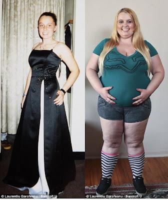 Tammy Jung quer ser a mulher mais gorda do mundo
