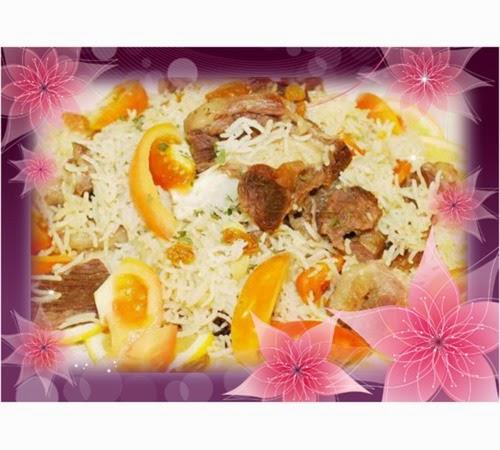 Tumis-tumis Ramadan Chef Sabri, juadah Hari Raya Aidilfitri, Nasi Maqlubah, Daging Goreng Teriyaki, Salad Epal dan Saderi