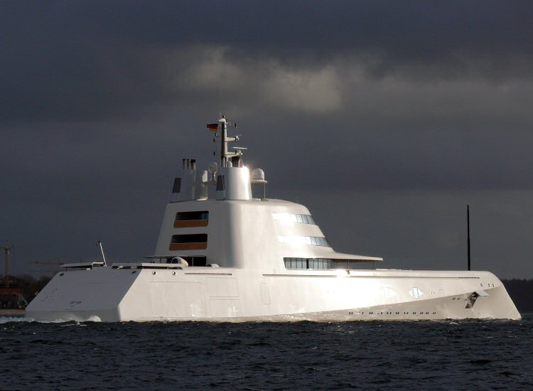 1001 Boats A The Spectacular Mega Yacht Designed By