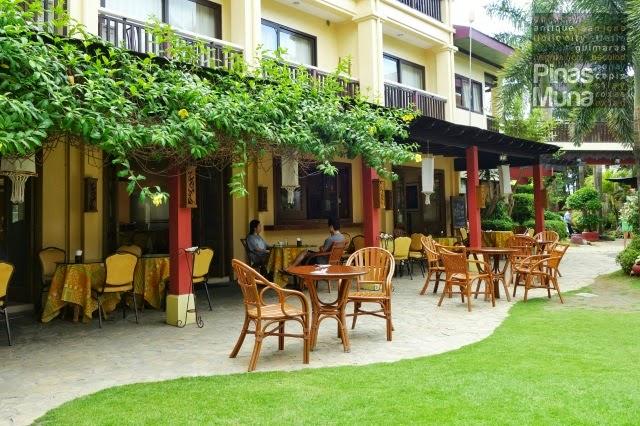 Boracay Tropics Garden Restaurant