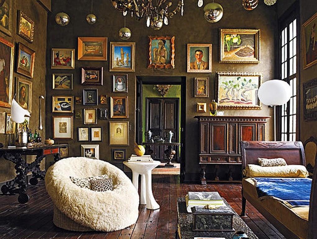 20 Inspiring Bohemian Living Room Designs Do It Yourself