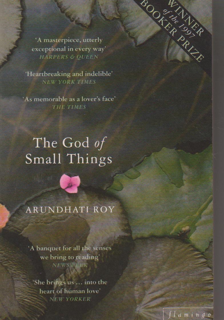 God Small Things Arundhati Roy