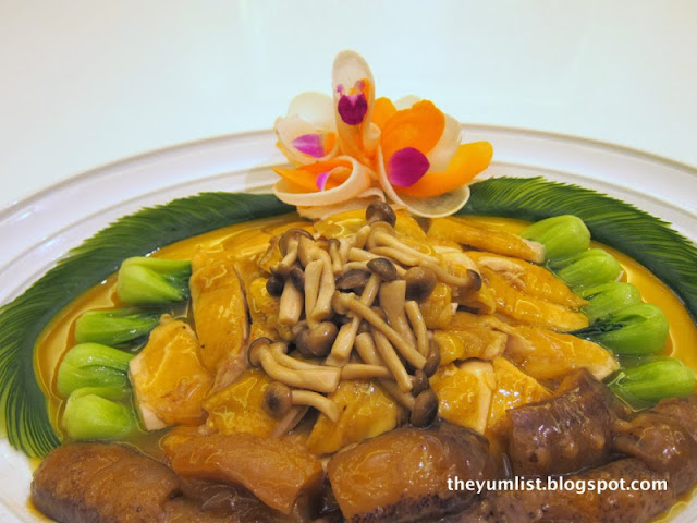 Chinese new year reunion lai po heen restuarant mandarin oriental lai po heen restaurant mandarin oriental kuala lumpur authentic cantonese cuisine chinese new forumfinder Choice Image