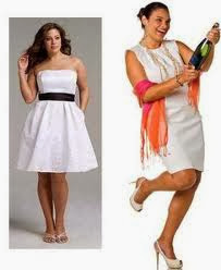Fotos, dicas e imagens de modelos de Vestidos para Reveillon para Gordinhas
