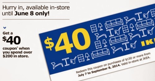 canadian daily deals ikea free 40 coupon when you spend 200