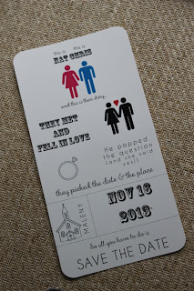 wedding invitattion wording casual