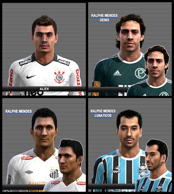 brasileirao+para+seu+pes+2012+download PES 2012: Faces Alex,Valdivia,Durval e Douglas