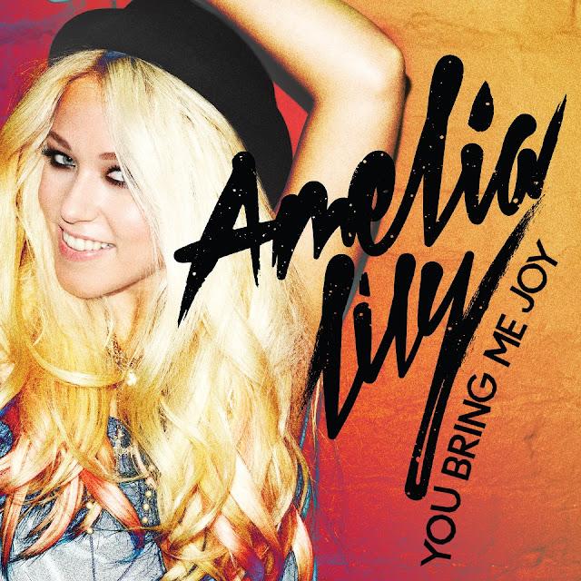 Amelia Lily You Bring Me Joy
