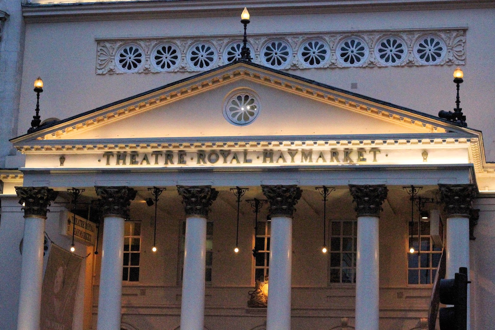 Theatre Royal Haymarket - Photograph by Art Style Love