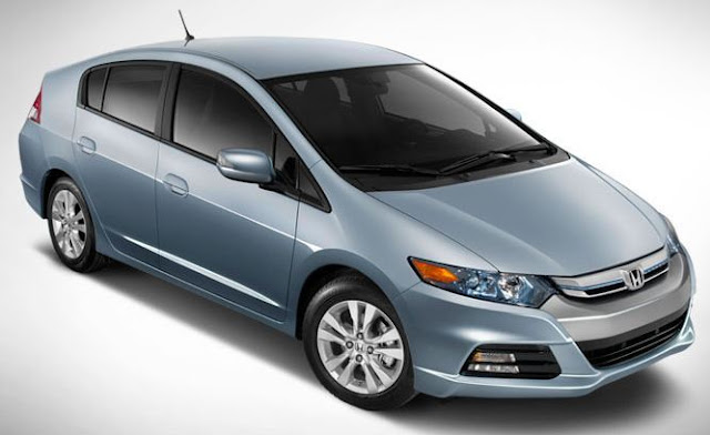 Honda Insight Гибрид 2013 года