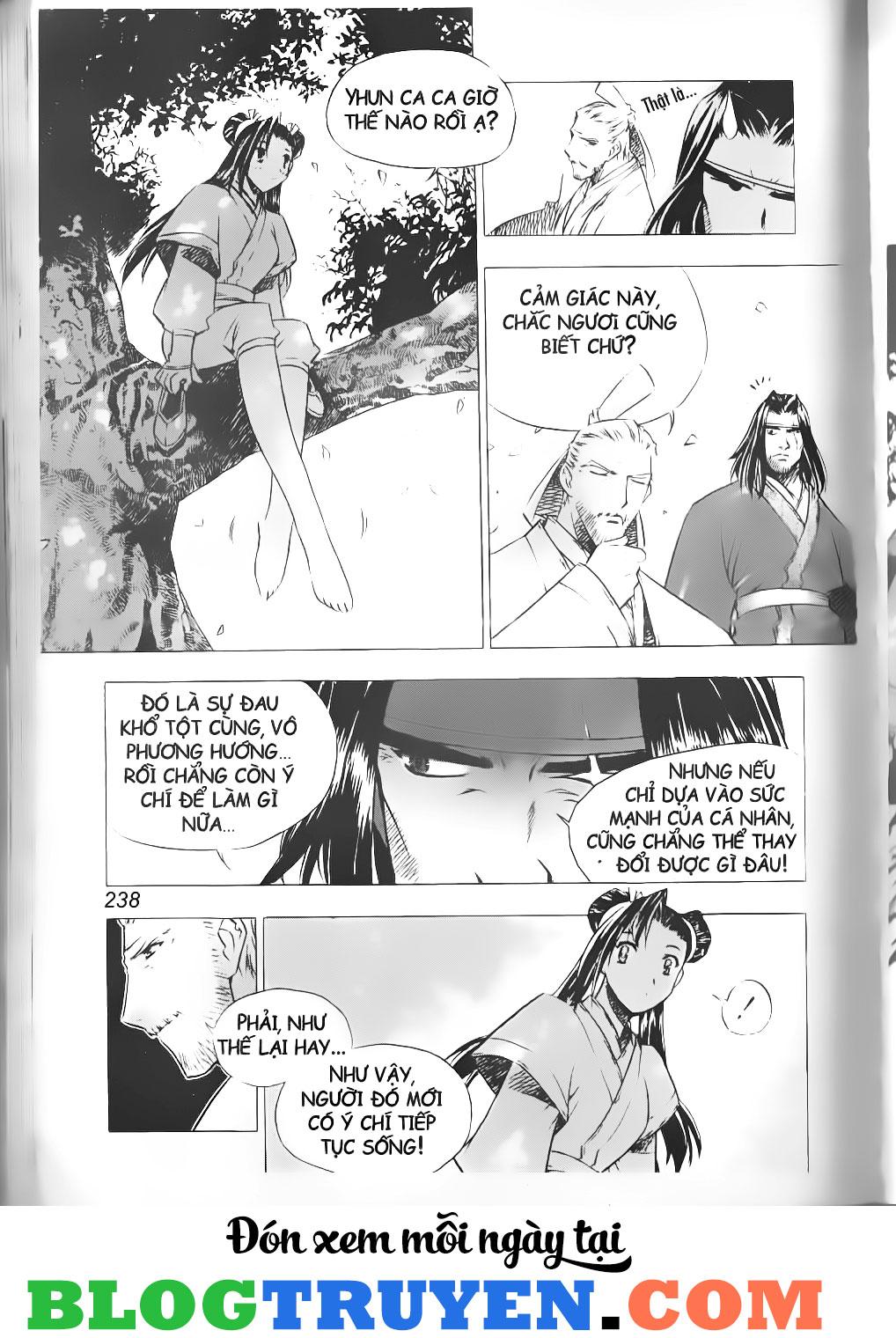 Thiên Lang Liệt Truyện chap 123 – Kết thúc Trang 7 - Mangak.info