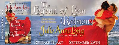 The Legend of Lyon Redmond Release Blast